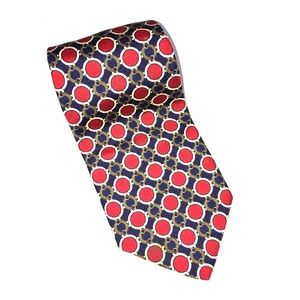 Robert Talbott Men's Silk Tie